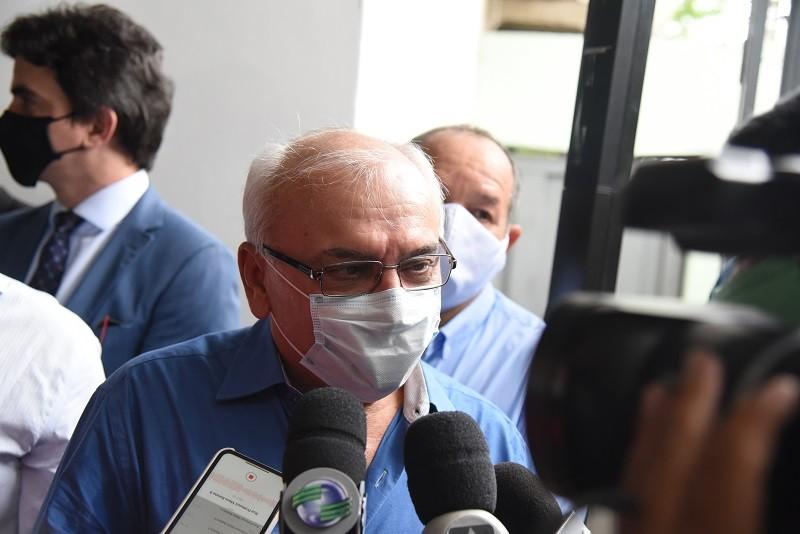 Secretário Adolfo Nunes diz que nova secretaria terá papel técnico