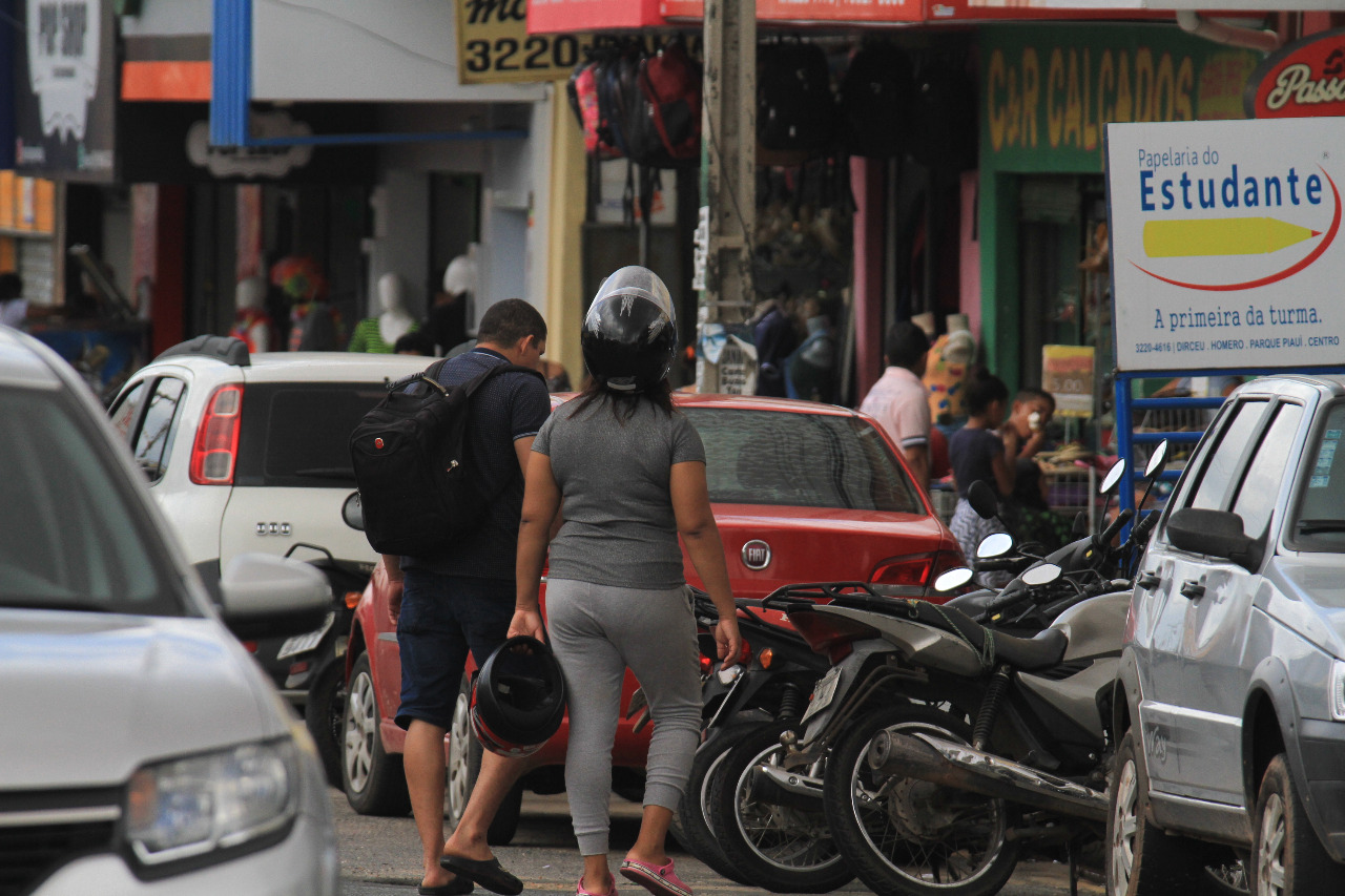 Estudo aponta queda na expectativa de vida no Piauí devido a Covid-19 em 2020 (Foto: Raíssa Morais / Portal Meio Norte)