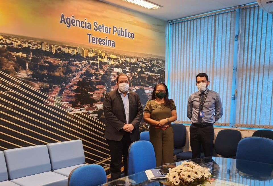 Prefeita Lúcia Lacerda visita Agencia Setor Público BB - Imagem 3
