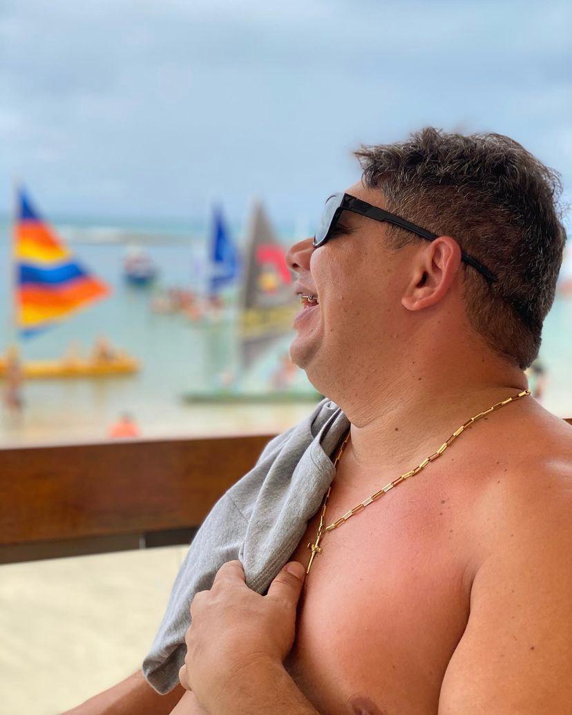 Alexon Carvalho, 44 anos, morre por complicações da Covid-19 em Teresina