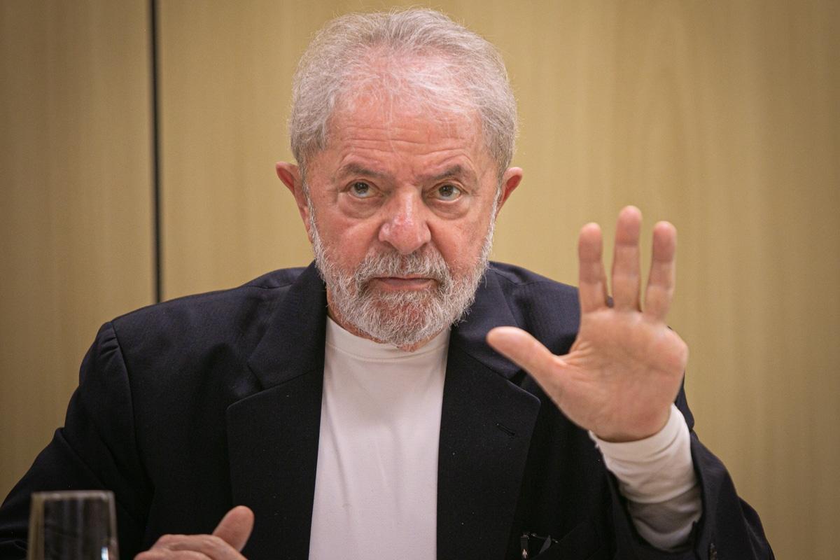 STF decide que processos de Lula devem ir para Justiça do DF