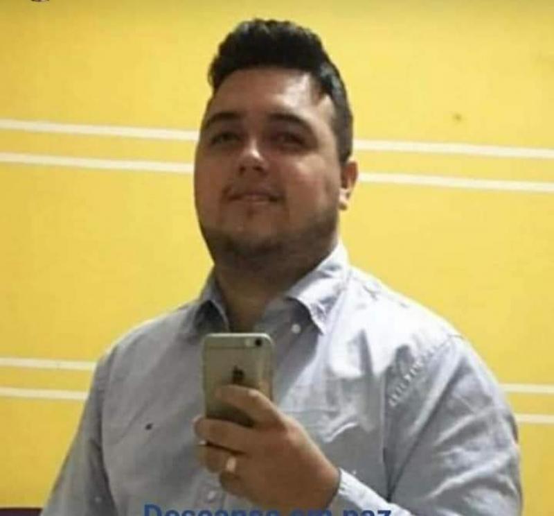 Vereador de Assunção do Piauí morre após complicações da Covid-19 - Foto: Reprodução