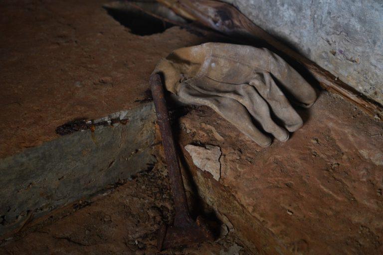 Objetos encontrados devem ter sido usados na construção de Brasília/Will Shutter Câmara dos Deputados