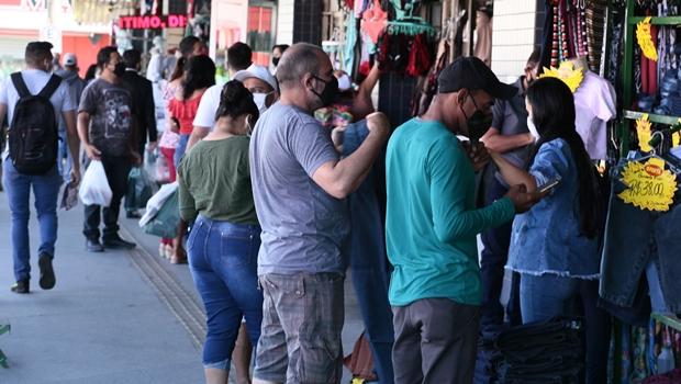 Comércio está autorizado a funcionar normalmente nesta sexta-feira, 23 de abril, em todo Piauí - Foto: Reprodução