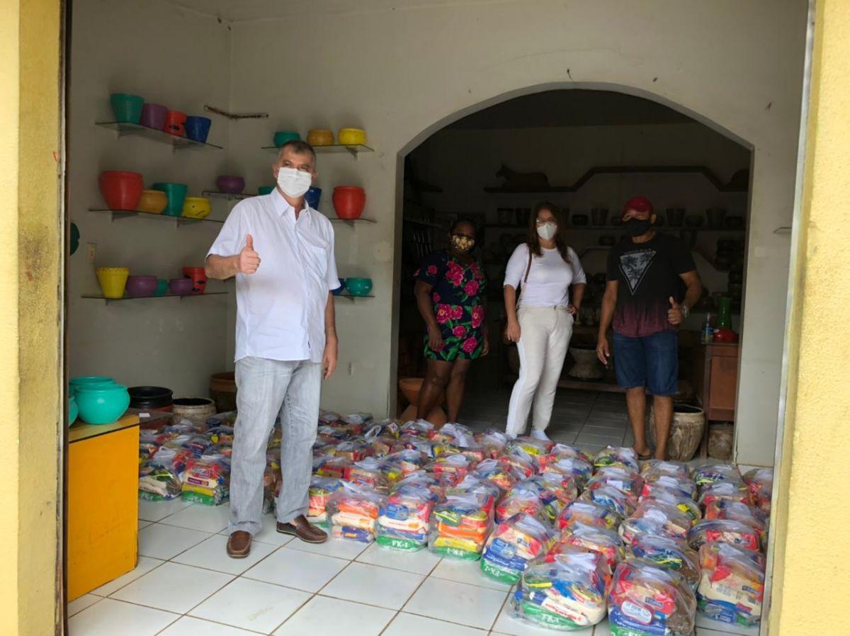 Artistas recebem ajuda para sobreviver na pandemia/Divulgação