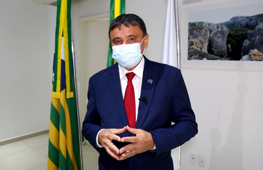 Governador Wellington Dias espera uma decisão rápida da Anvisa - Foto: Divulgação