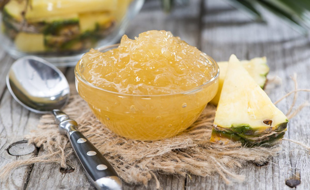 delicia de abacaxi