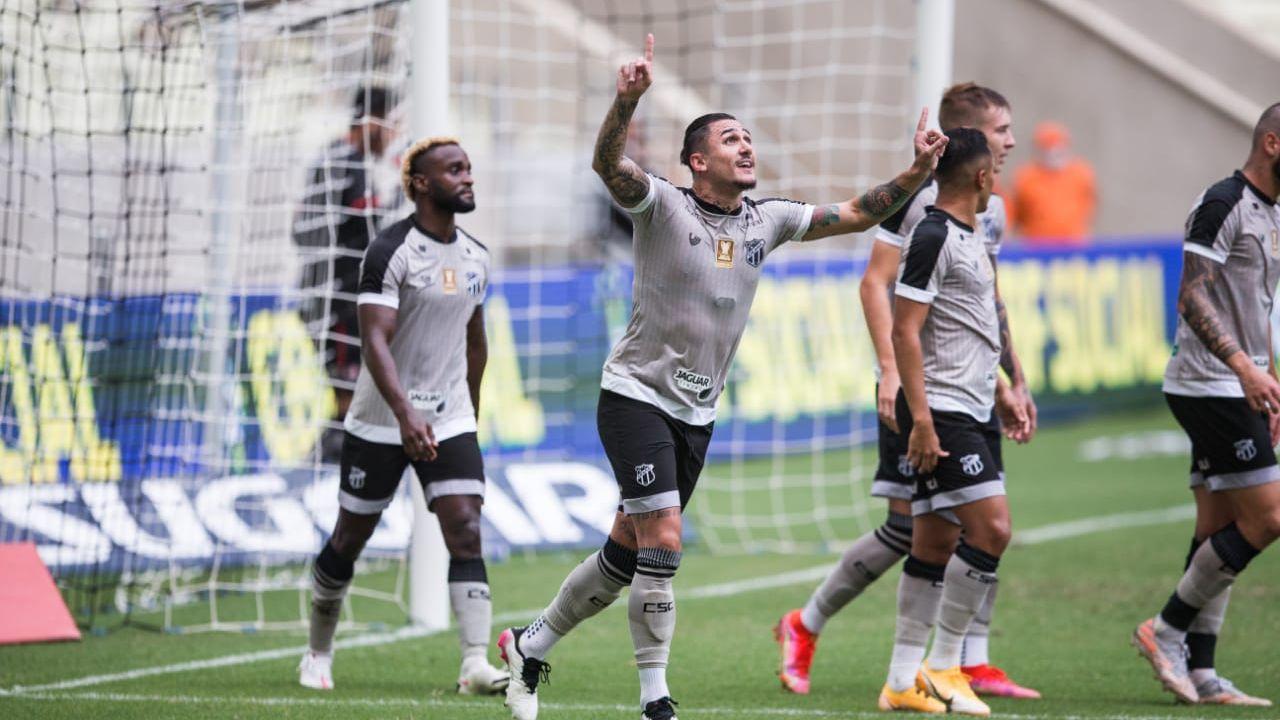 Ceará vence o Vitória e está na final da Copa do Nordeste - Imagem 1