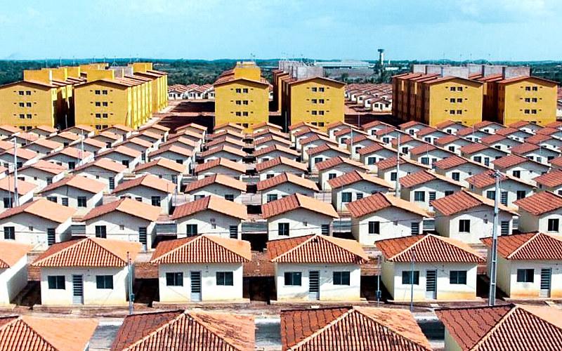 Recursos para construção de moradias são cortados pelo governo federal | FOTO: Divulgação