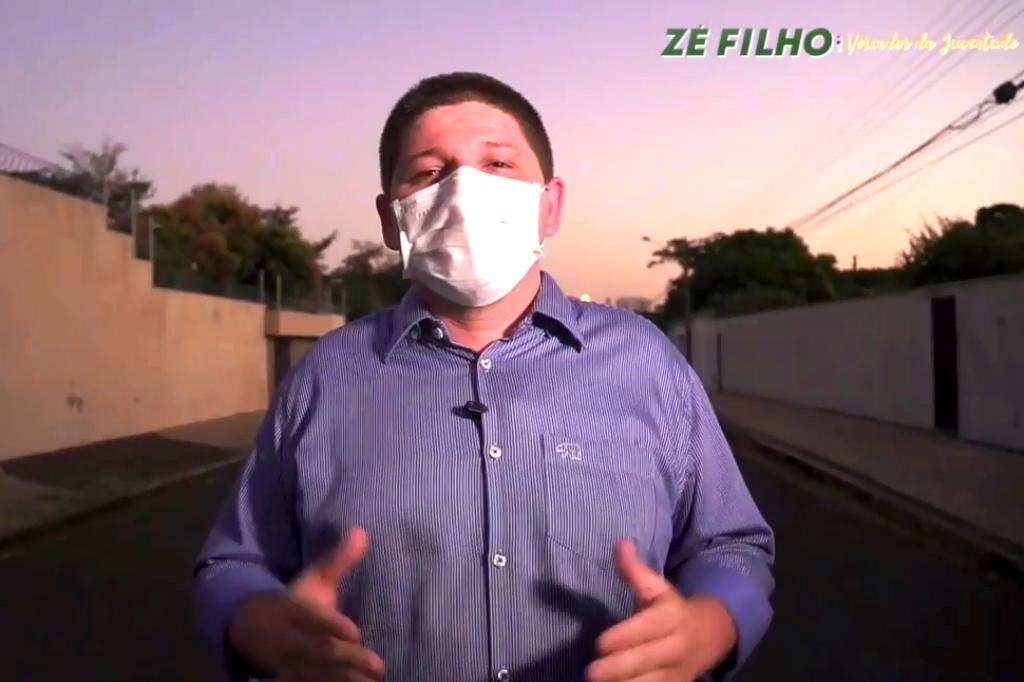 Ex-vereador Zé Filho: entre Henrique, Luís André e Evaldo Gomes - Imagem 1