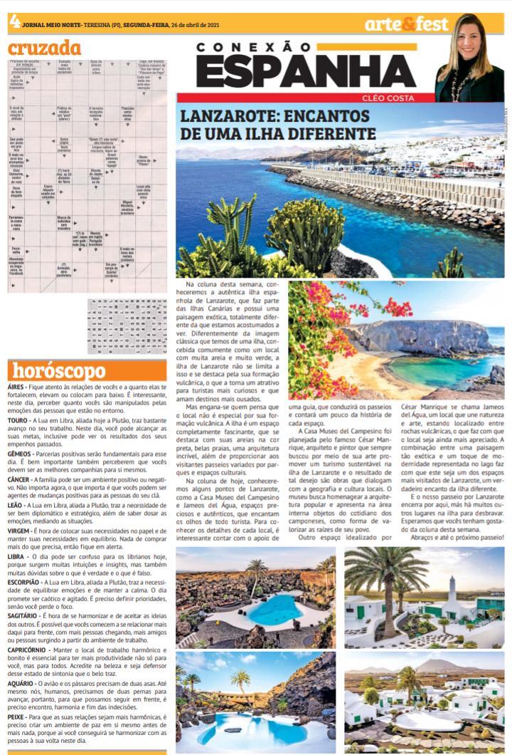 Coluna da semana: passeando por Lanzarote  - Imagem 7