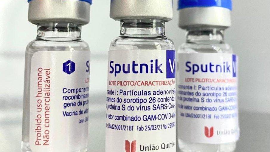 Na contramão da Anvisa, Comitê recomenda uso da vacina russa (Foto: Divulgação)