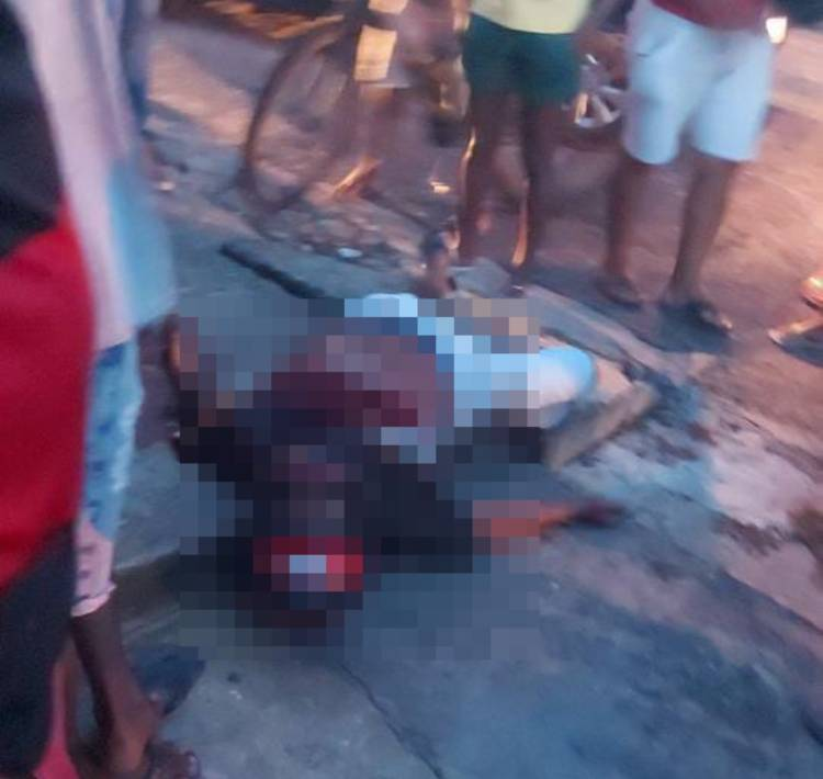 Homem é morto a tiros na frente da filha e da esposa em Teresina (Foto: Reprodução/ Instagram)