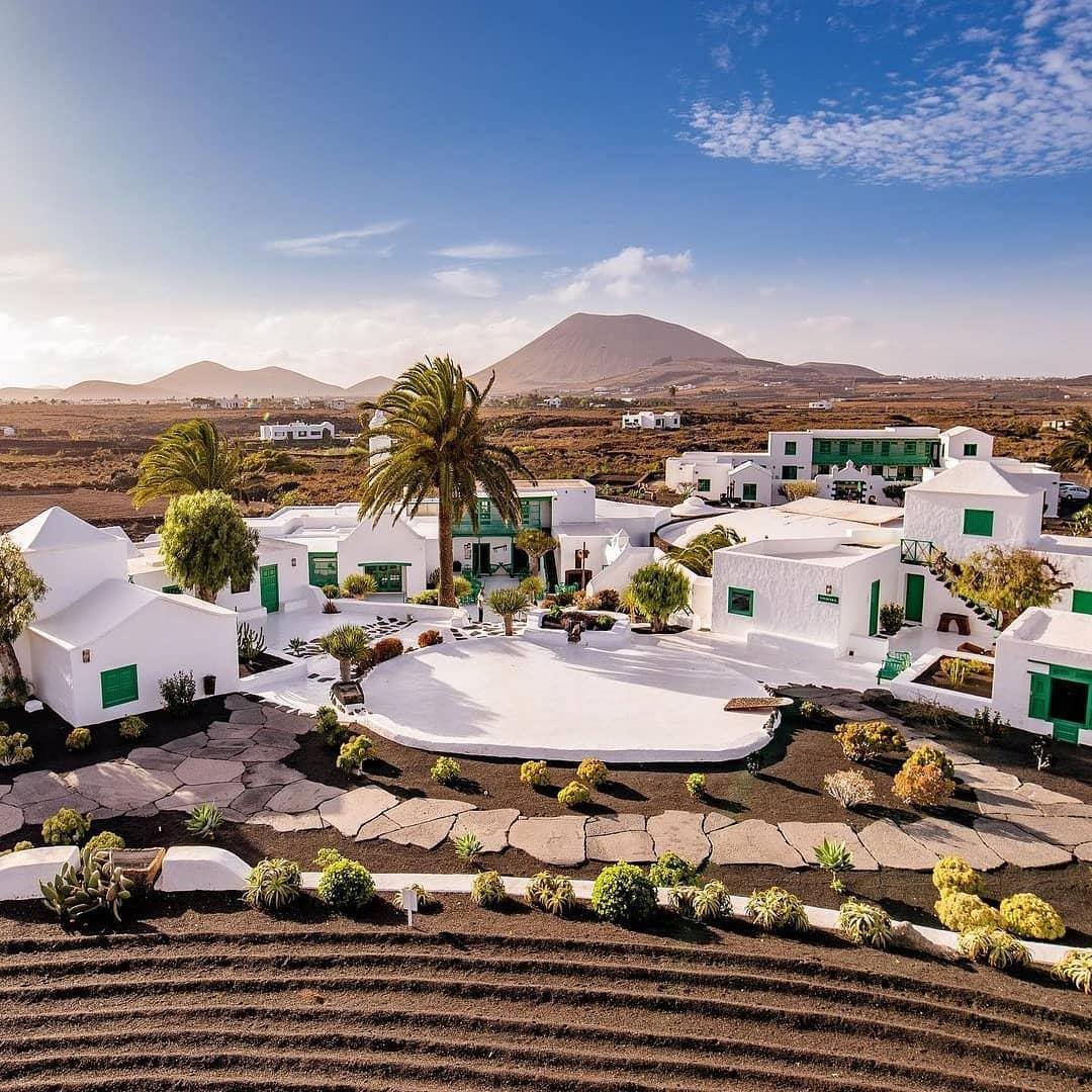 Casa Museo del Campesino/Imagem: @cact_lanzarote
