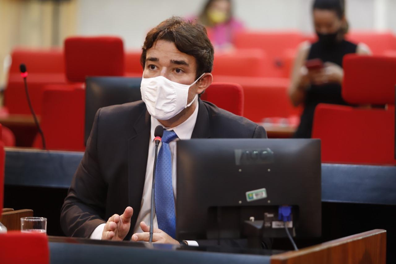 Deputado Marden Meneses pretende unir forças e partidos de oposição