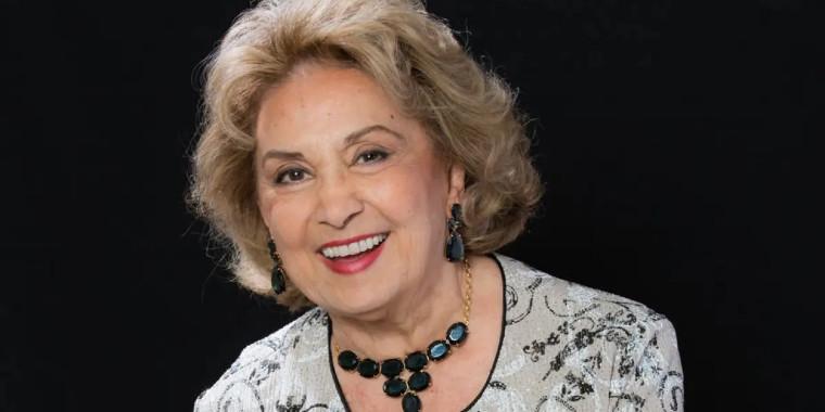 Atriz Eva Wilma apresenta melhora na saúde, mas continua na UTI