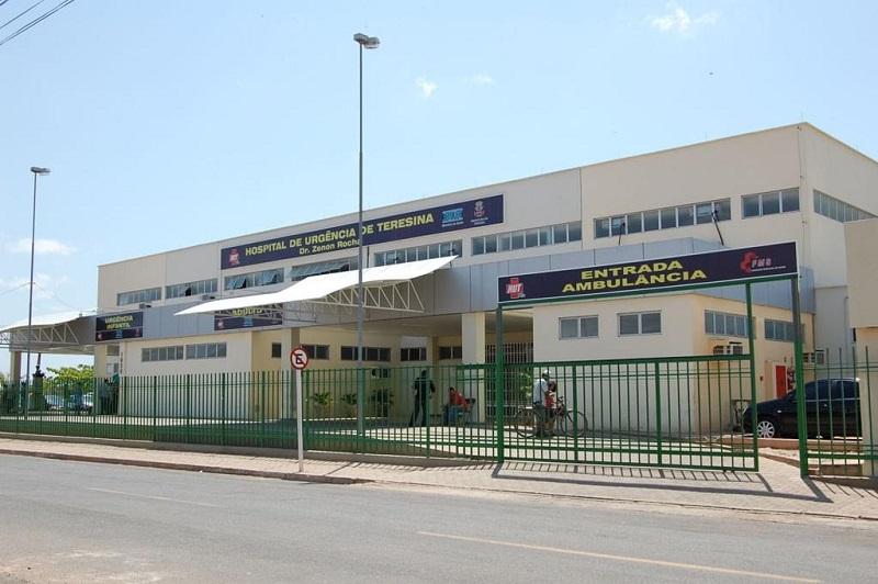 Hospital de Urgência de Teresina - Foto: Divulgação