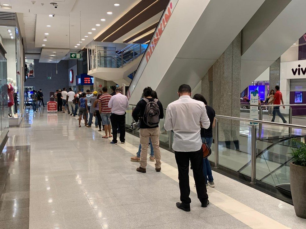 Prefeitura de Teresina autorizou funcionamento de shopping centers neste fim de semana