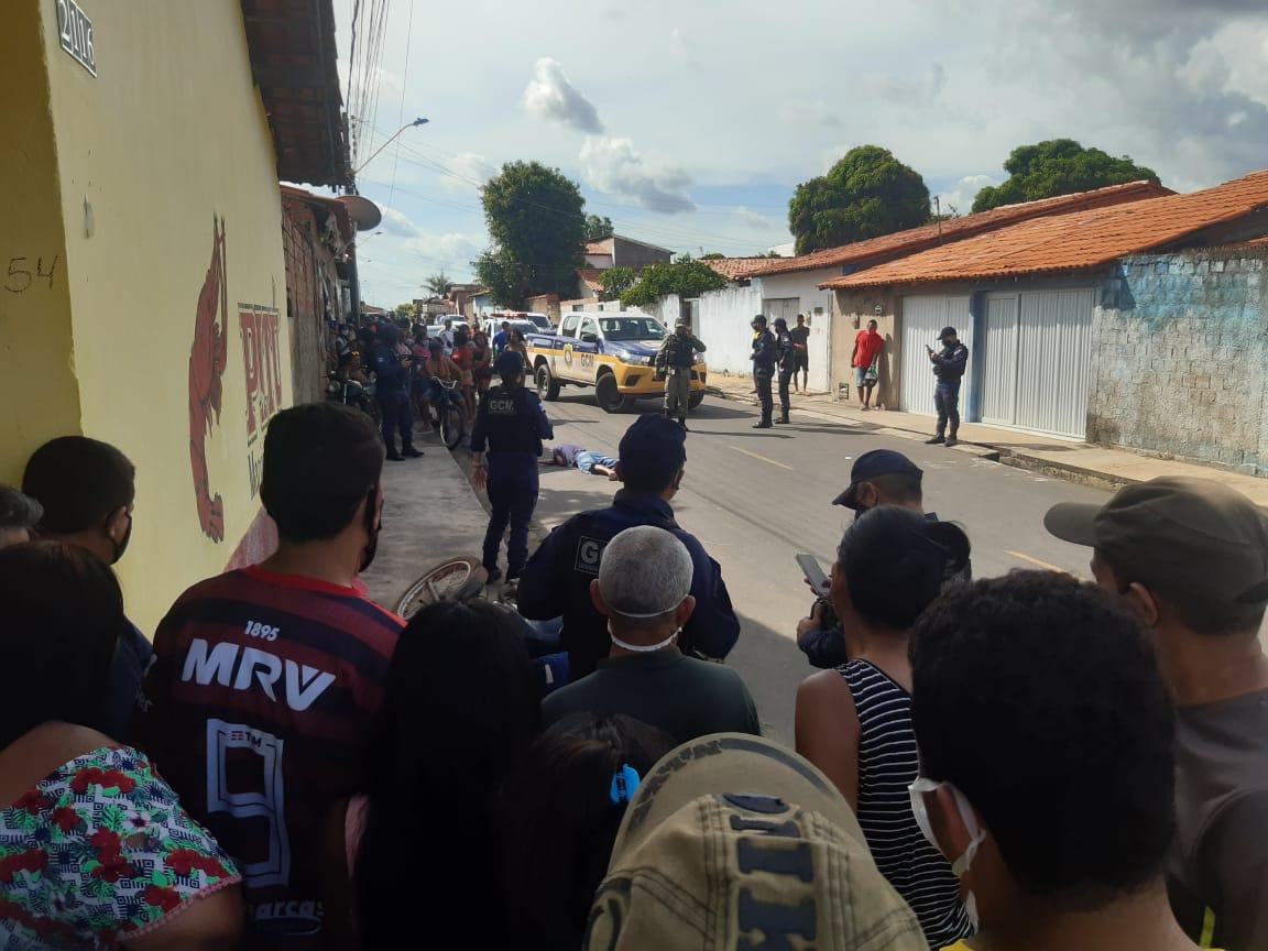 Dois irmãos são mortos a tiros durante velório em Teresina