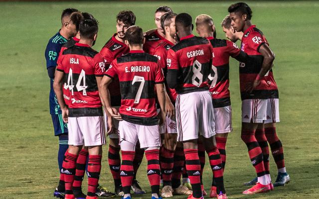 Flamengo joga pela classificação na fase de Grupos da Libertadores- Foto: Divulgação/Flamengo