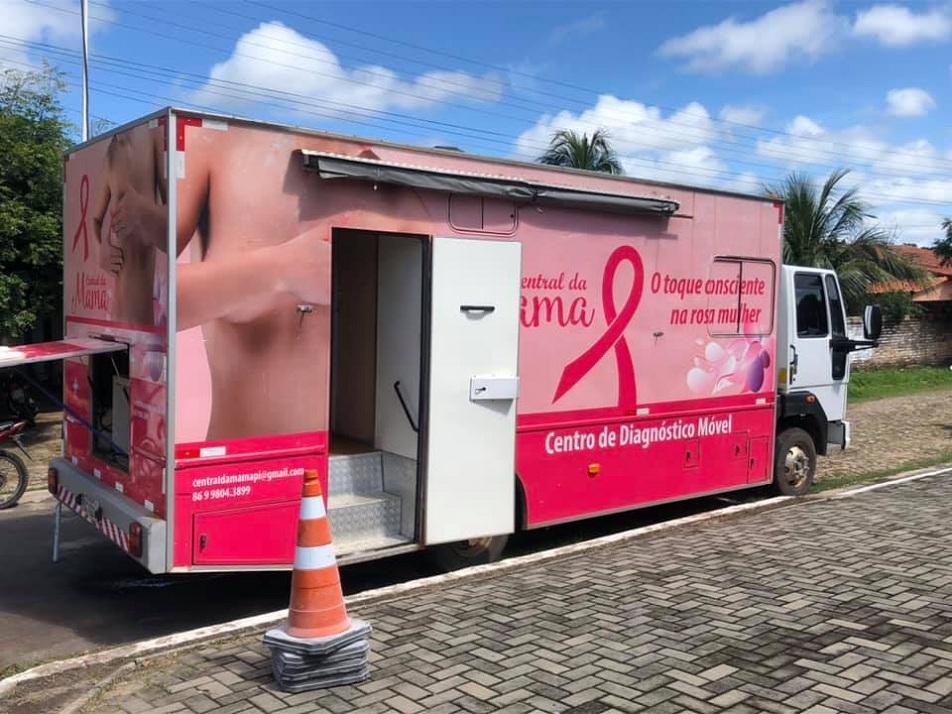Secretaria de Saúde realiza exames de câncer de mama      - Imagem 1