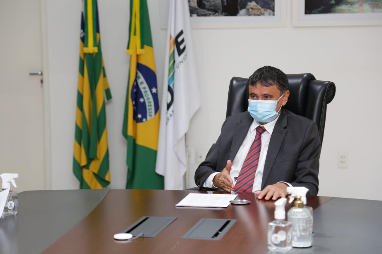 Governador Wellington Dias quer esclarecimentos sobre questões levantadas pela Anvisa