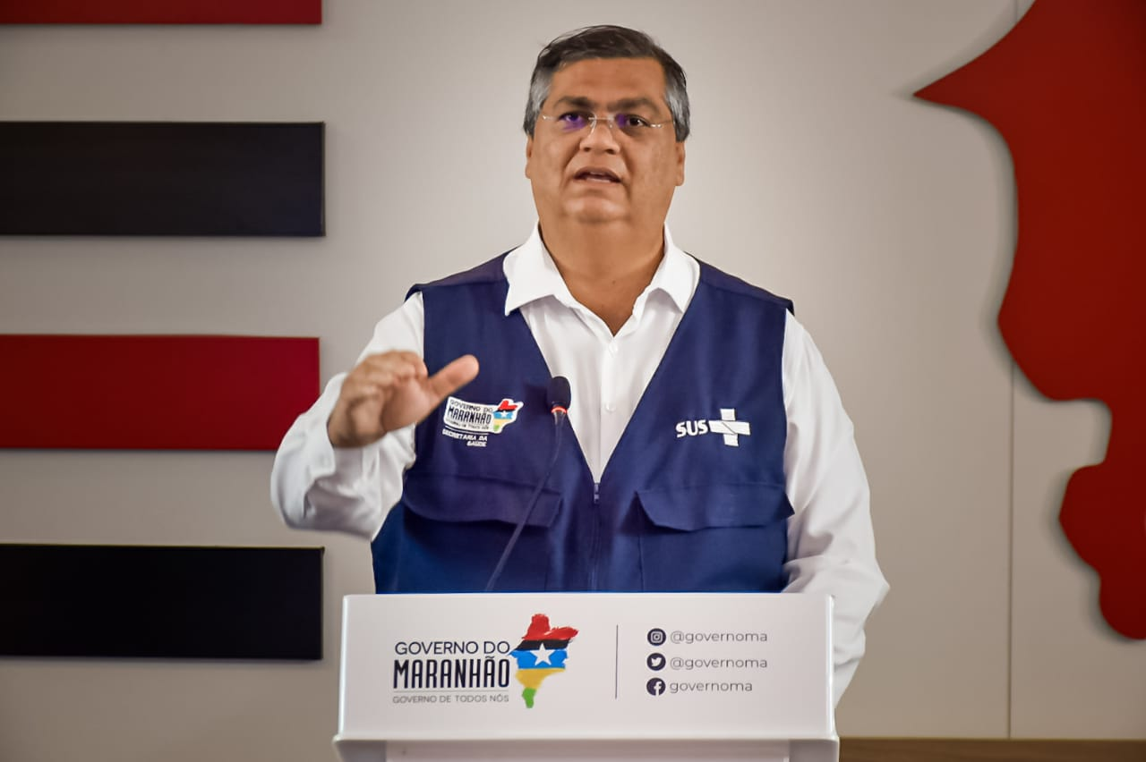 Governador do Maranhão, Flávio Dino, acionou o STF contra a supensão do Censo 2021 ( foto: Governo do Maranhão)