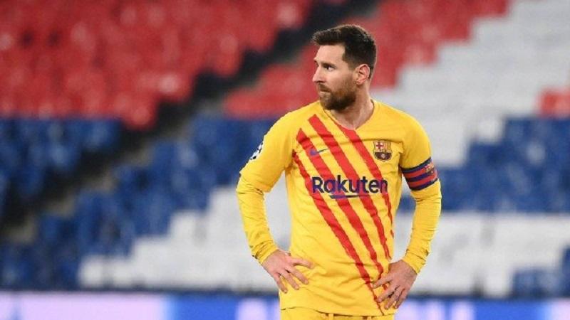 PSG oferece contrato de três anos para Messi deixar o Barcelona- Foto: FRANCK FIFE / AFP