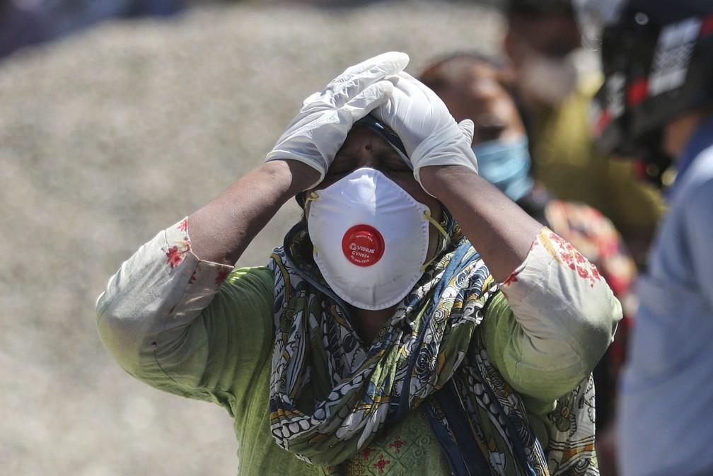 Variante indiana pode estar por tras do boom de casos na Ásia (Foto: reprodução)