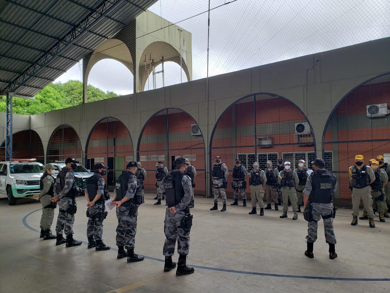 Concurso da Polícia Militar do Piauí oferecerá 690 vagas. (Foto: Divulgação)Concurso da Polícia Militar do Piauí oferecerá 690 vagas. (Foto: Divulgação)