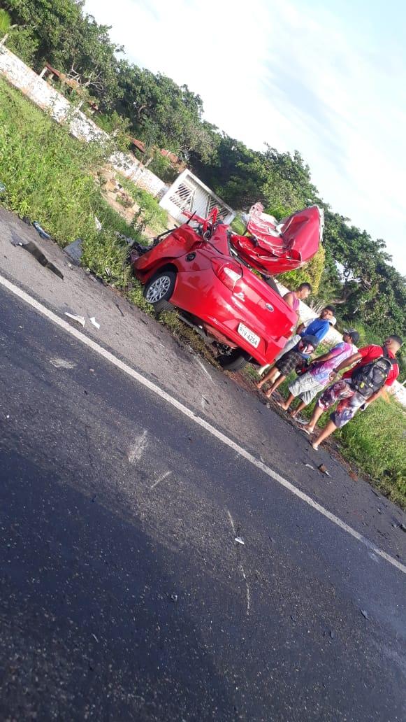 Motorista morre ao colidir veículo com carreta em Parnaíba - Imagem 3