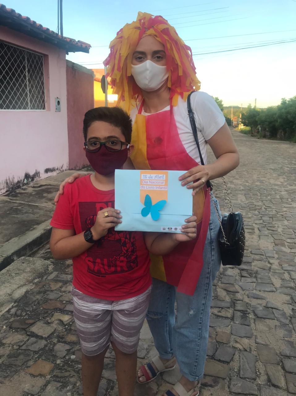 Secretaria de Assistência Social Distribui Livros Infantis - Imagem 7