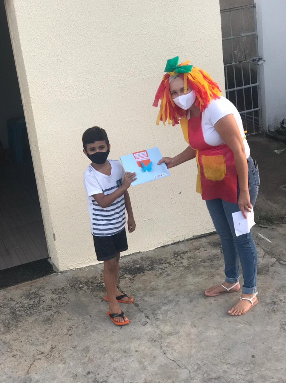 Secretaria de Assistência Social Distribui Livros Infantis - Imagem 4