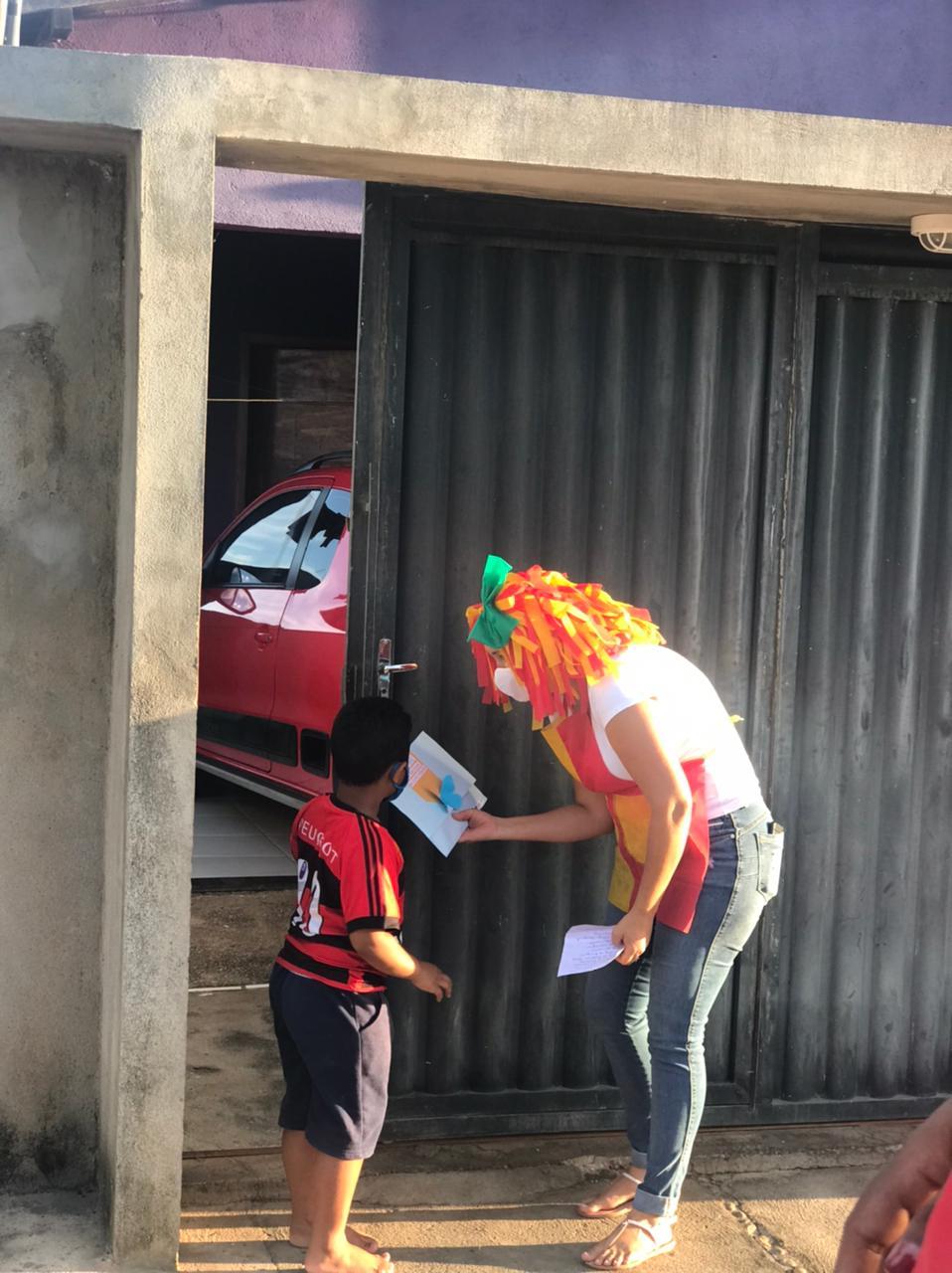 Secretaria de Assistência Social Distribui Livros Infantis - Imagem 3