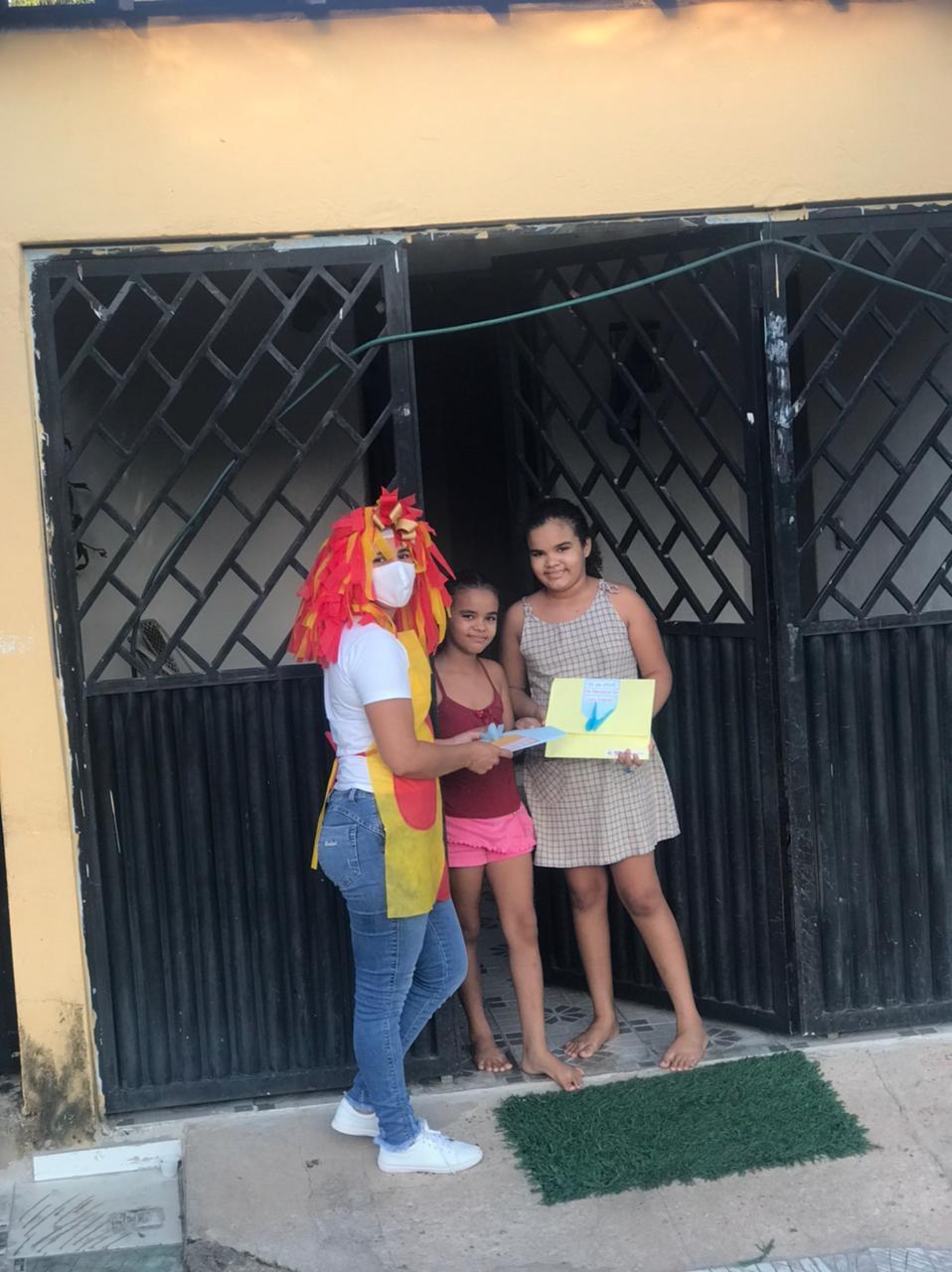 Secretaria de Assistência Social Distribui Livros Infantis - Imagem 2