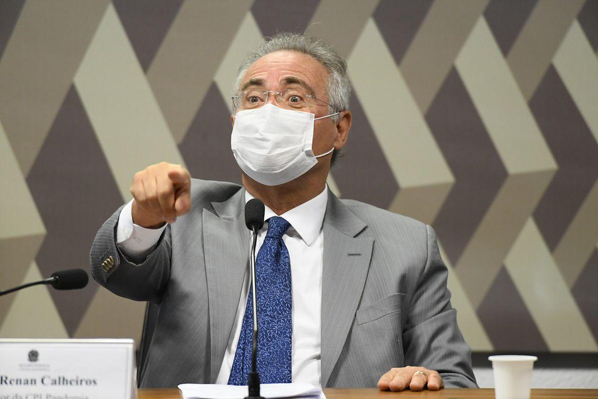 Ricardo Lewandowski mantém Renan Calheiros como relator da CPI - Imagem 1