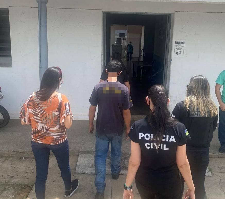 Acusado de importunar sexualmente ciclistas é preso (Foto: Divulgação)