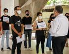 Estudantes da área de saúde são vacinados contra Covid no Piauí
