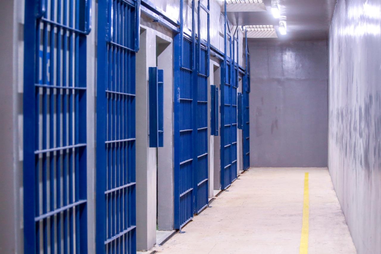 Penitenciária de Altos - Foto: Divulgação
