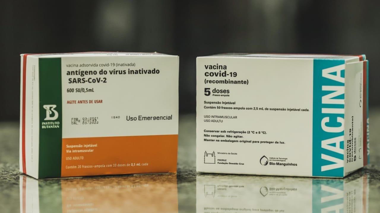 Mais de 71 mil doses de vacina contra a Covid-19 chegam ao Piauí - Imagem 3