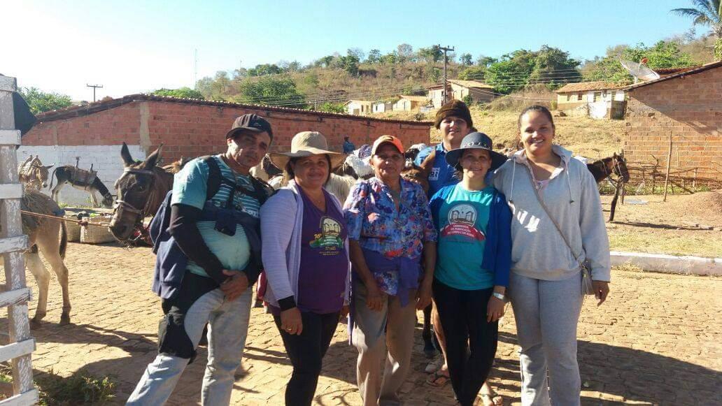 Caminhada de Monsenhor Gil para Santa Cruz é cancelada  - Imagem 8