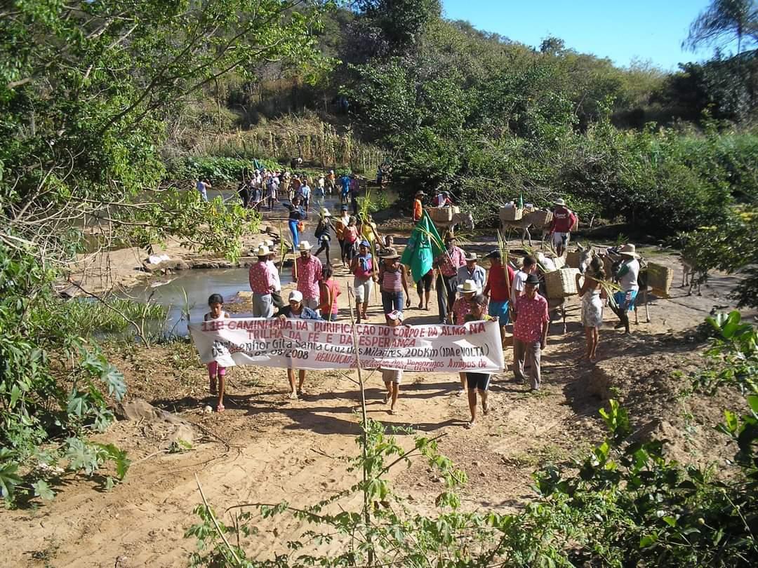 Caminhada de Monsenhor Gil para Santa Cruz é cancelada  - Imagem 5