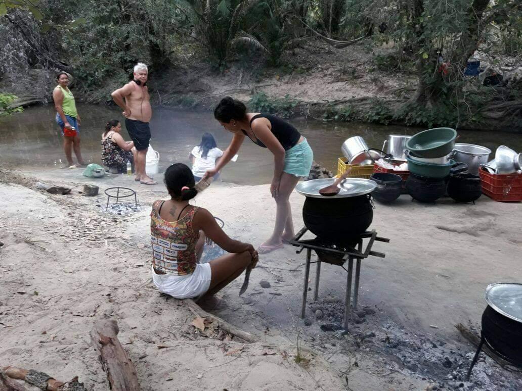 Caminhada de Monsenhor Gil para Santa Cruz é cancelada  - Imagem 11