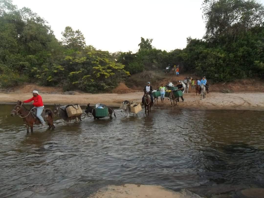 Caminhada de Monsenhor Gil para Santa Cruz é cancelada  - Imagem 7