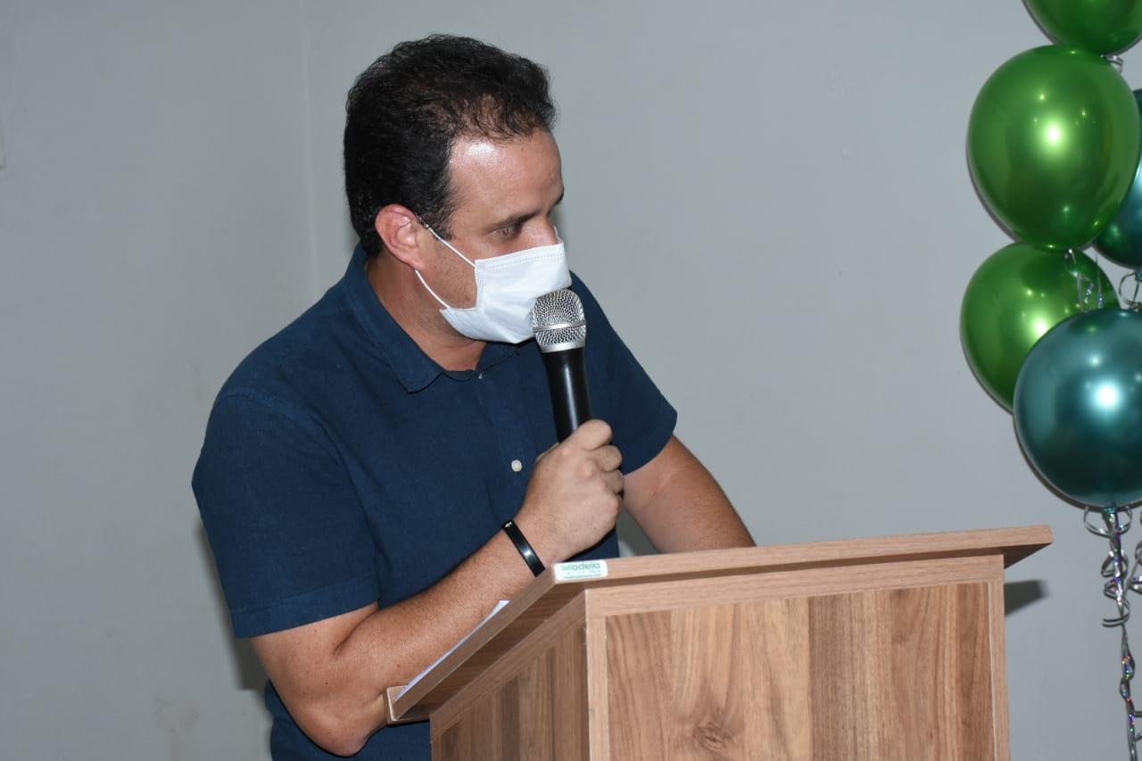 Prefeito de Amarante, Diego Teixeira, assina novo decreto com regras durante a pandemia