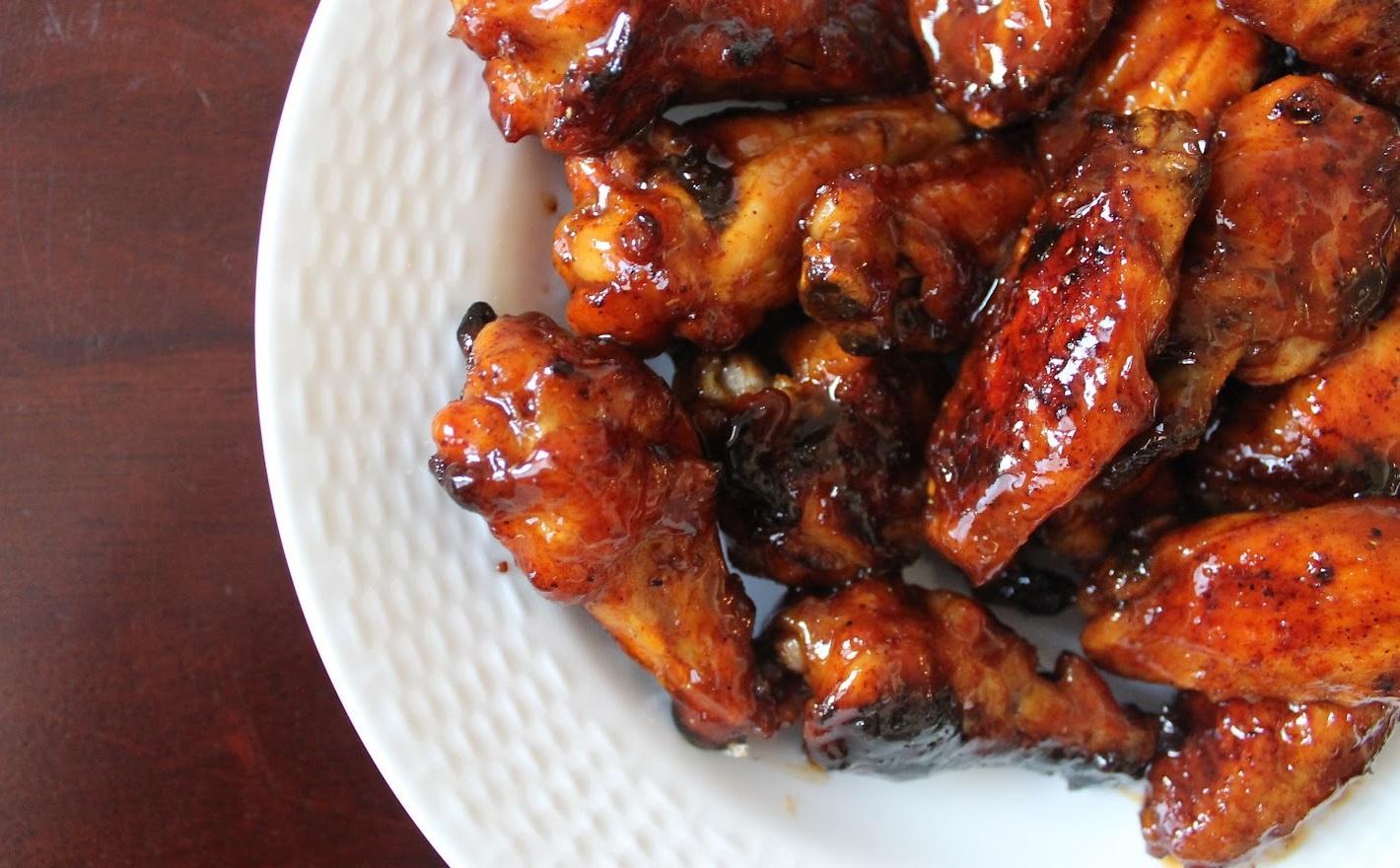 asas de frango, uma receita deliciosa