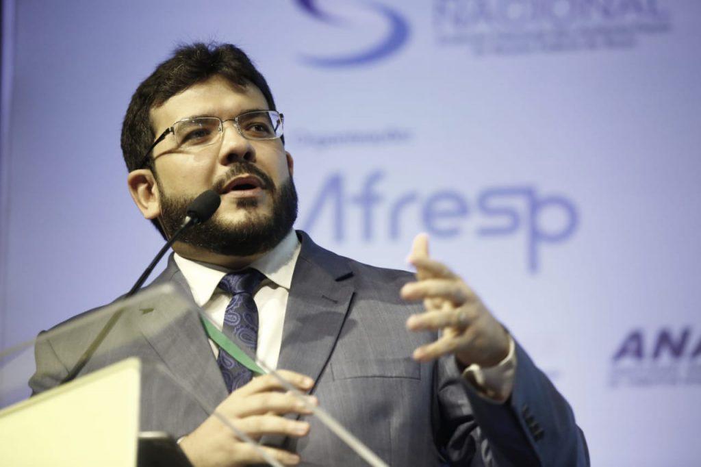 Rafael Fonteles lidera o Comsefaz, que defende uma reforma tributária (Foto: Febrafite)