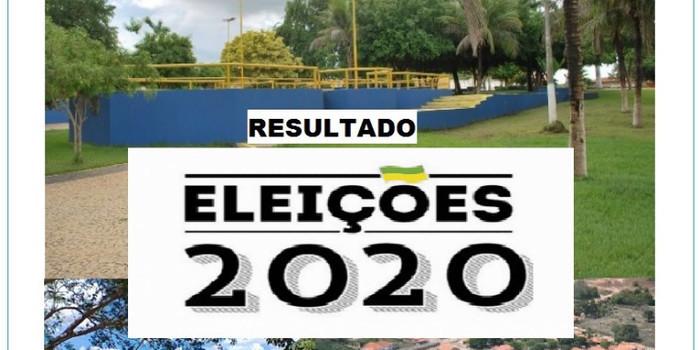 CONFIRA: RESULTADO DA 8ª E ÚLTIMA ELEIÇÃO MUNICIPAL 2020