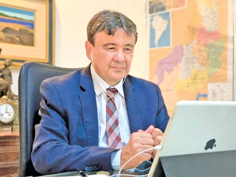Governador quer a liberação da Sputnik V (Foto: CCOM)