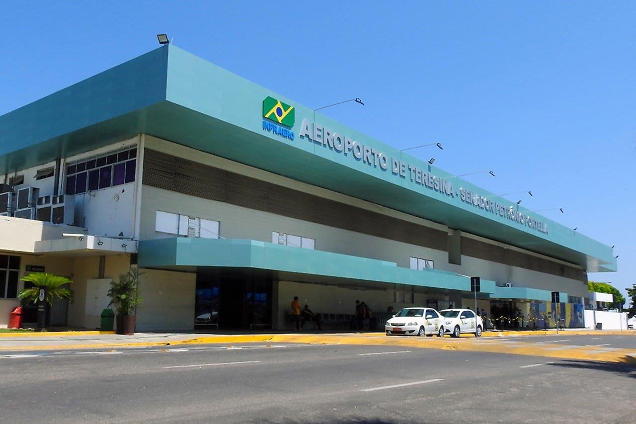 Aeroporto de Teresina (Foto: Alexandro Dias)